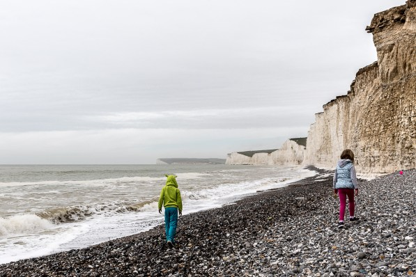 May 2015, Birling Gap, Eastbourne, UK