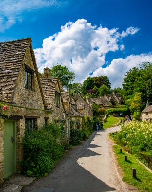 June 2016, Bibury, Gloucestershire, UK
