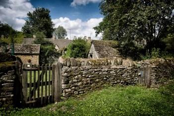 June 2016, Bibury, Gloucestershire, UK