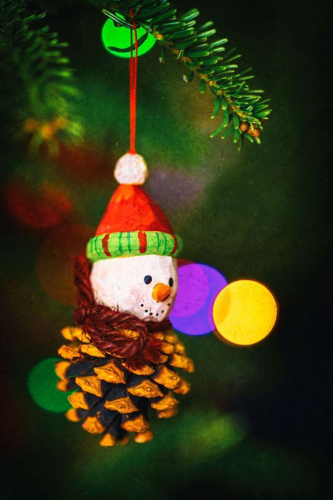 December 2017, Christmas, New Year, Warsaw, Poland