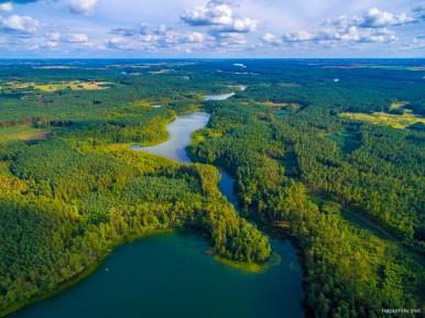 August 2018, Brodnicki Ecological Park, Poland
