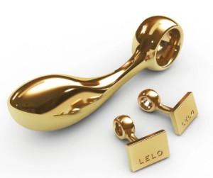 Ostentação: modelo em ouro 18 quilates custa cerca de R$ 7 mil (Foto: Lelo)