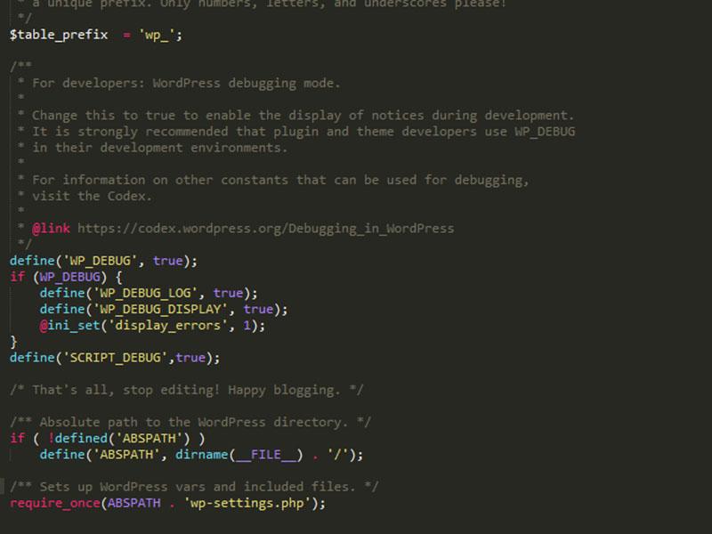 enable-debug-mode