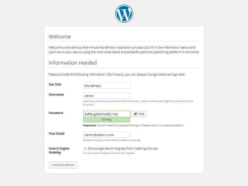 wordpress-install-step