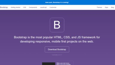 Hover Effect On Bootstrap Navigation Using jQuery | NapitWPTech