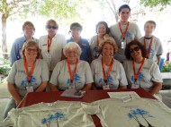 Volunteers at 2013 NNAF