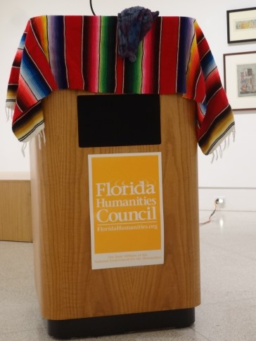 The Art of Storytelling - thanks to a grant by the Florida Humanities Council