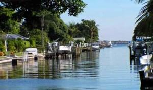 florida canal living