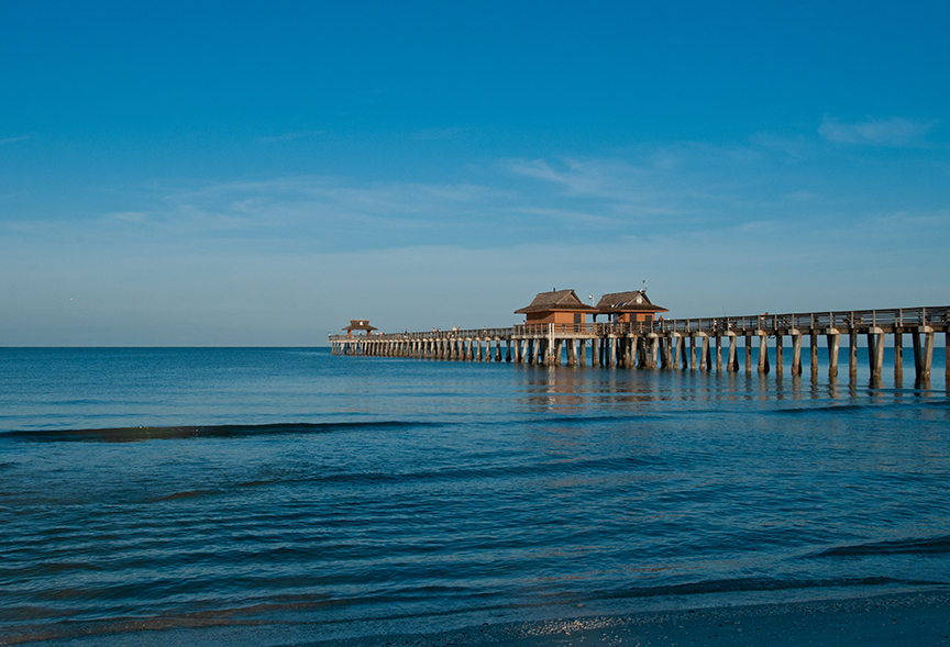 Naples Pier, Naples, Florida | photo by David Critzer