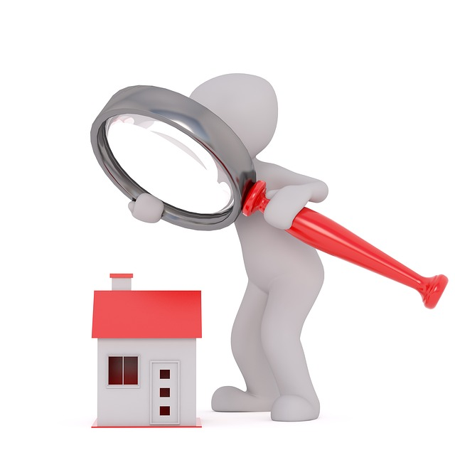 inspecting real estate