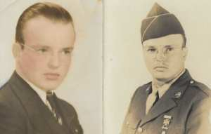 bill in uniform