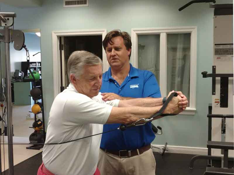 Personal Training Naples Mike Edwards