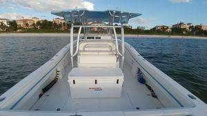 Lot of room on Naples Charter Boat