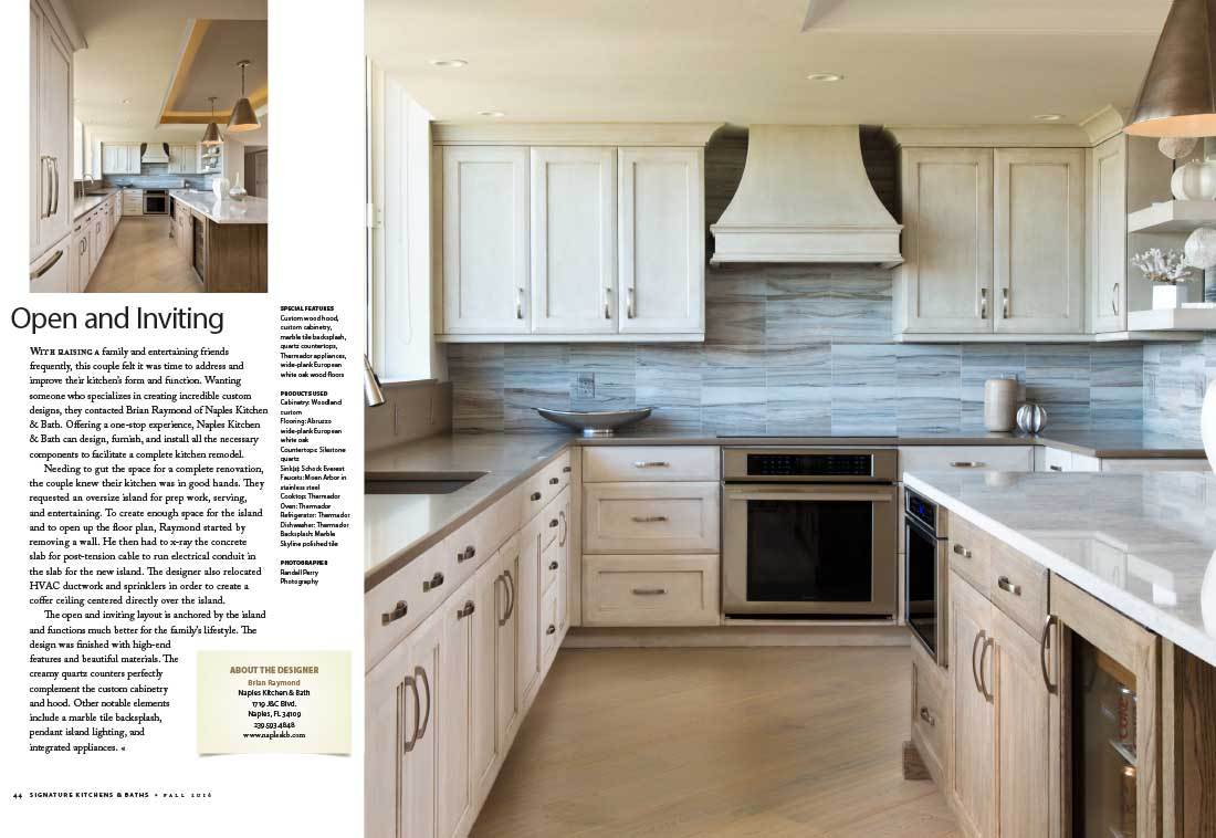 Signature Kitchen And Bath Magazine