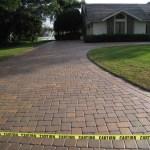Sealed Driveway Pavers