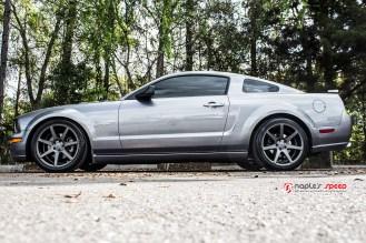 Mustang GT Vossen CV7