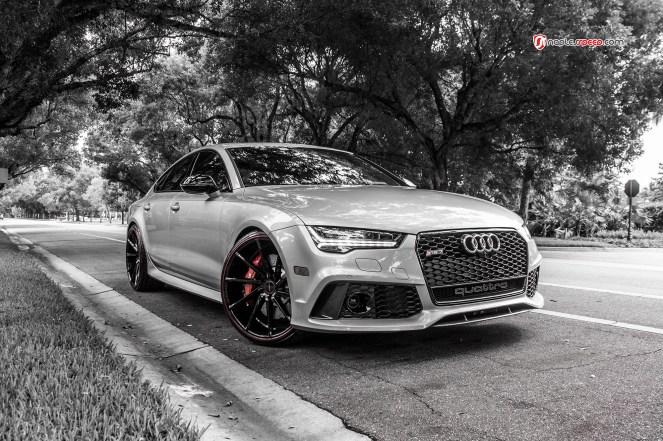 AudiRS7, RS7, Naples FL, Automotive Photography, VossenCVT, Lowered, Naples Speed