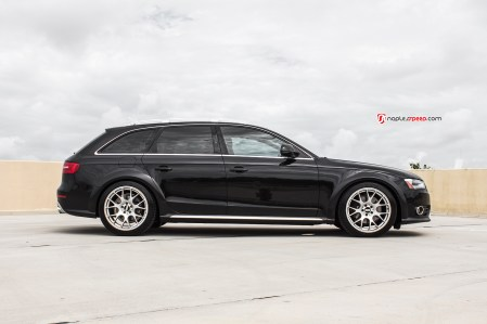 Audi Allroad with BBS wheels (12)