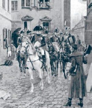 Entrée de Napoléon