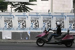 Referendum, ultimo sprint ecco tutte le manifestazioni
