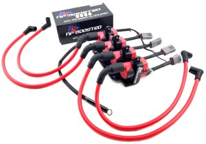 Mazda RX8 RX8 D585 IGNITION Coil Kit 10mm Wires w