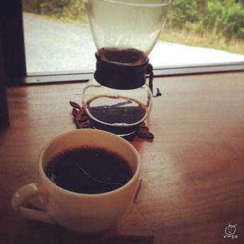 コーヒーもたっぷりで嬉しい^^