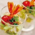 Avocado-Shrimp-Sushi