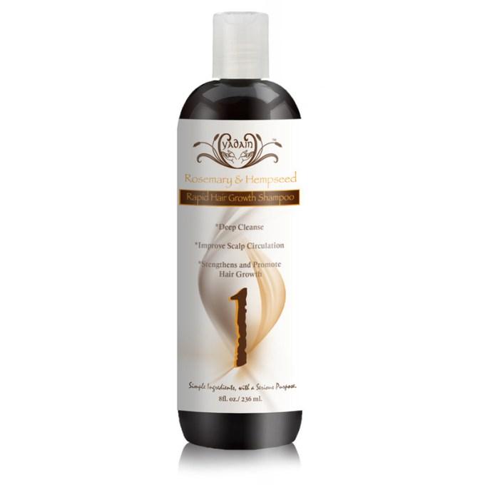 Rosemary & Hempseed Rapid Hair Growth Shampoo