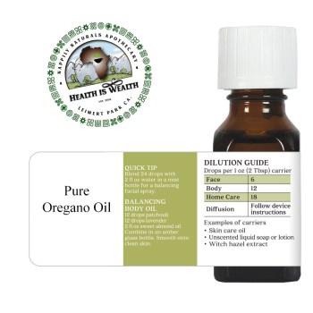 Oregano Essential Oils