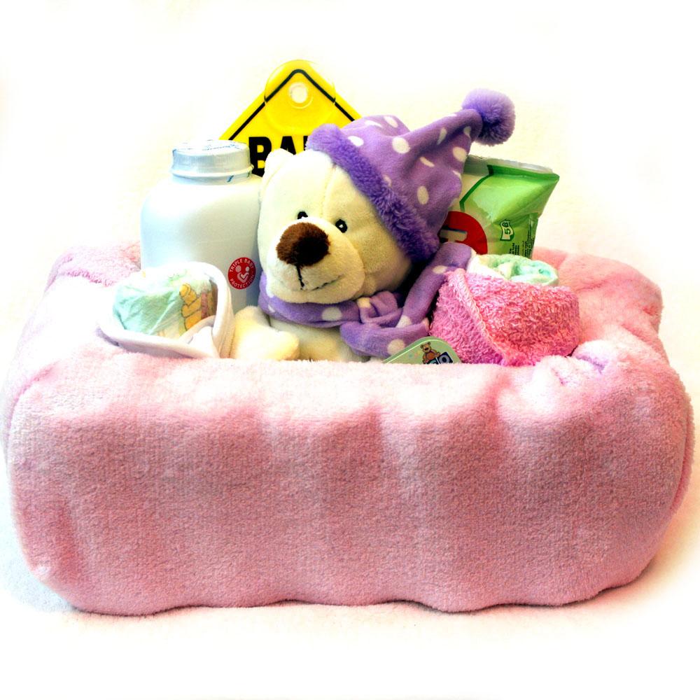Baby Girl's 1st Premium Starter Pack