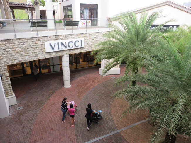 The courtyard of JPO