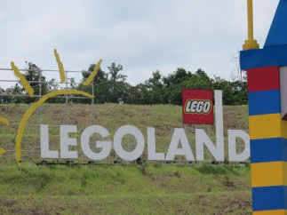 Legoland here we come