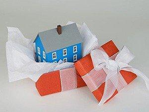 Оформление дарственной на квартиру