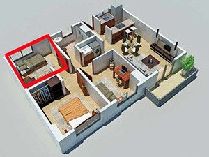 Возможна ли долевая приватизация муниципальной квартиры