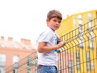 Каких размеров должна быть детская спортивная площадка
