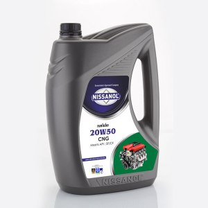 Nissanol Runlube 20w50 Cng Enging Oil (SF CF)