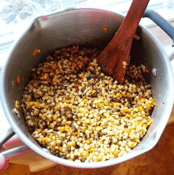 Trader Joe's Harvest Grain Blend *NTK edition*