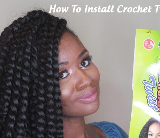 How to Install Crochet Twists
