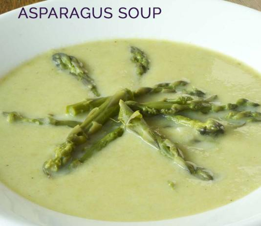 Emeril's Asparagus Soup