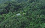 ポツンと一軒家を振り返る 岩手県北部の山の中腹にあるトチュウ家