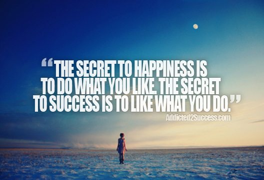 Secret-To-Happiness-Addicted2Success-Picture-Quote