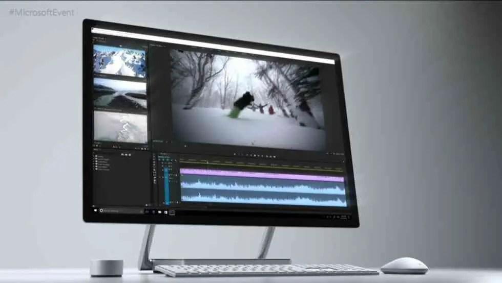 Surface Studioに心ときめく