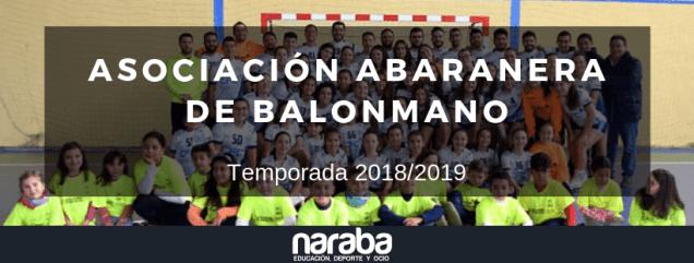 Asociación Abaranera de Balonmano