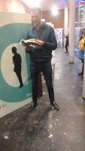 Deambular Poético con François Olislaeger