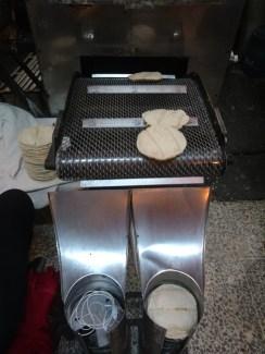 Tortillas Mercado de Xochimilco