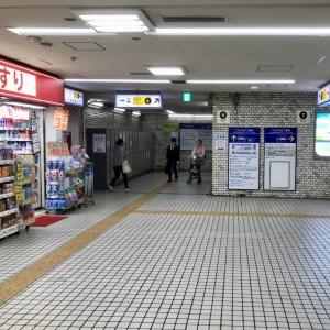 近鉄奈良駅6番出口