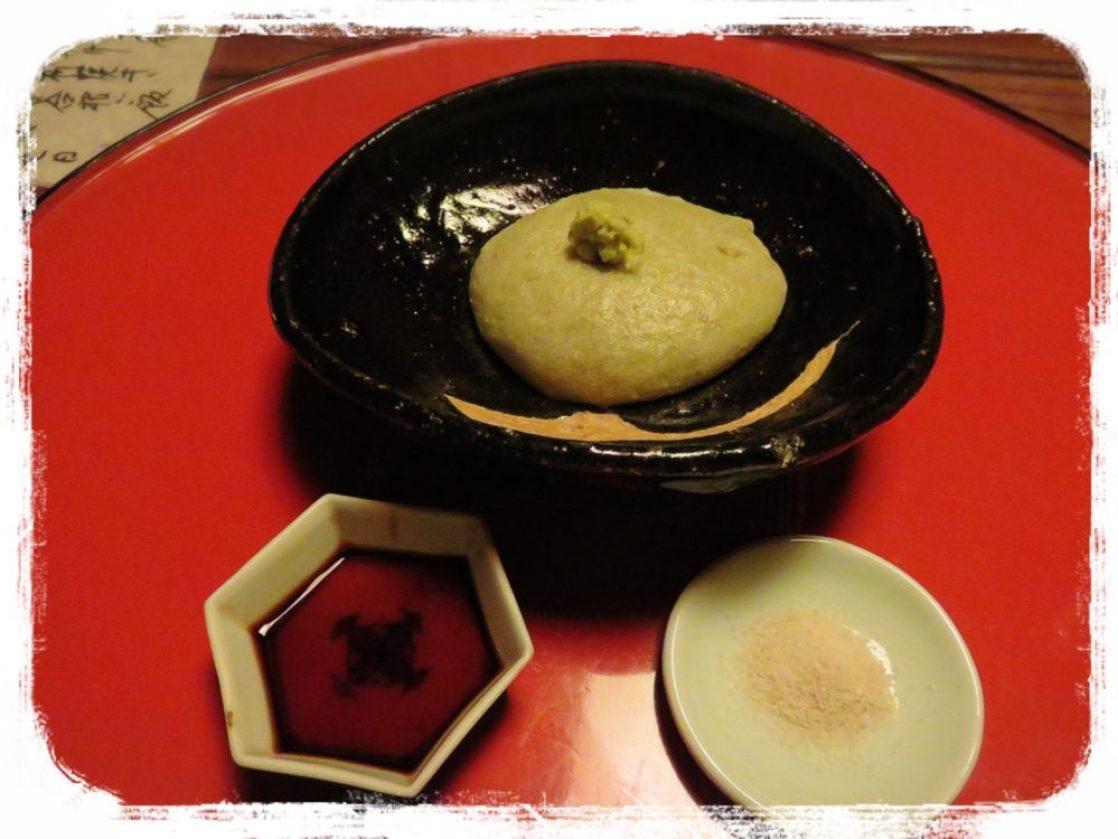 奈良町玄蕎麦がき