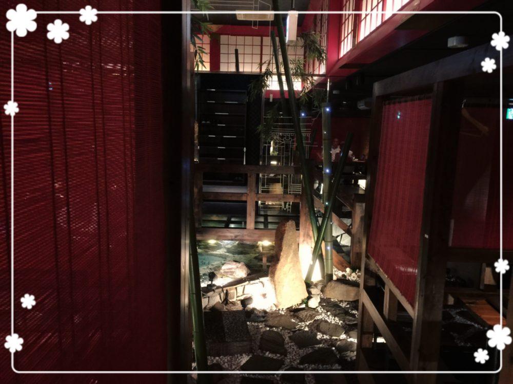 奈良町でピッツァ 居酒屋つのふり内観