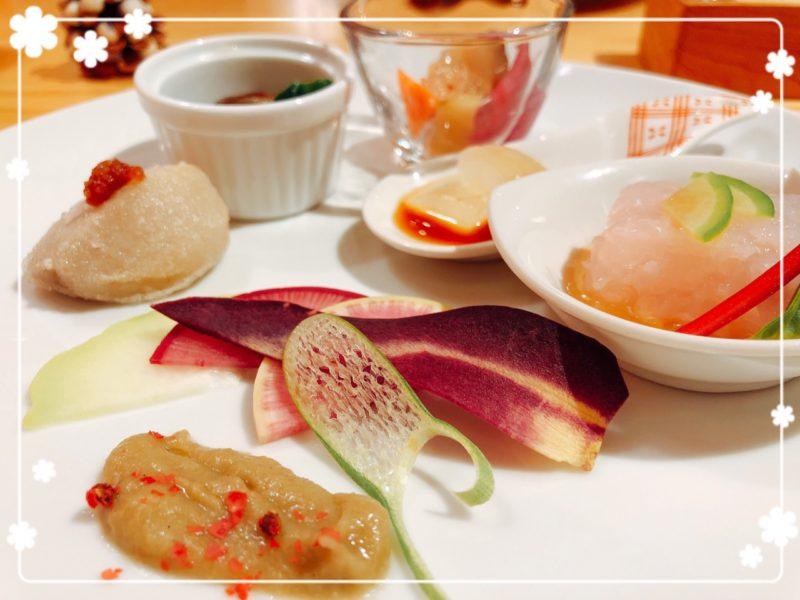 コトコト ディナーコース前菜