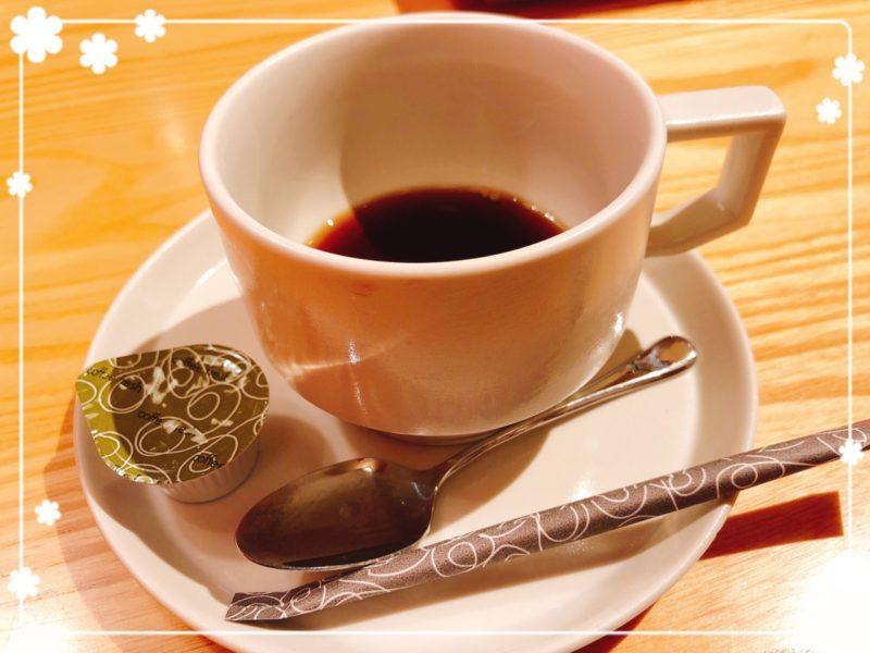 コトコト ディナーコースコーヒー